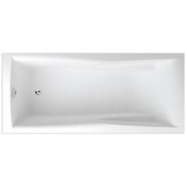 Obdĺžniková vaňa Teiko Columba 190x90 cm, akrylát, 220 l CO1900