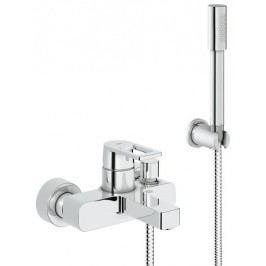 Vaňová batéria nástenná Grohe Quadra so sprchovacím setom, 150 mm G32639000