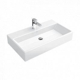 Nábytkové umývadlo Villeroy & Boch Memento 50x42 cm otvor pre batériu uprostred 51335L01