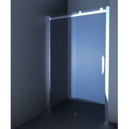 Sprchové dvere Anima T-Linea posuvné 120 cm, sklo číre, chróm profil TLD120TL