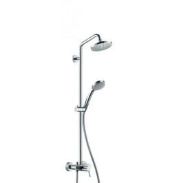 Sprchový systém Hansgrohe Croma s pákovou batériou 27154000