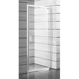 Sprchové dvere 80x190 cm Jika Lyra plus biela H2543810006681