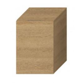 Kúpeľňová skrinka nízka Jika Cubito 32x39,8x48 cm dub H43J4201205191