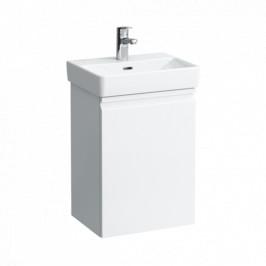 Kúpeľňová skrinka pod umývadlo Laufen Pro S 41,5x32,1x58 cm biela H4833010964631