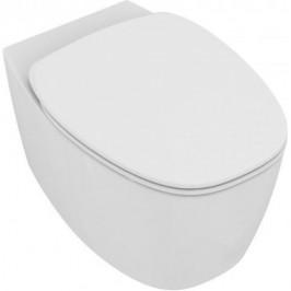 Závesné WC Ideal Standard Dea, zadný odpad, 55cm T331601