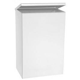 Odpadkový kôš závesný Bemeta 6 l biela 101915054