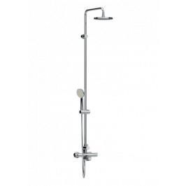 Sprchový systém Jika Mio, oblý dizajn 2371.7.004.571.1