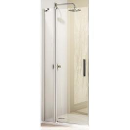 Sprchové dvere Huppe Design Elegance jednokrídlové 100 cm, sklo číre, chróm profil DEL2100190CRT