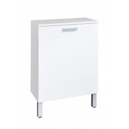 Kúpeľňová skrinka nízka Naturel Vario 60x30 cm biela VARIOK60BIBL