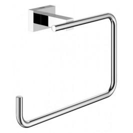 Grohe Držiak uterákov  hranatý Essentials Cube, chróm G40510001