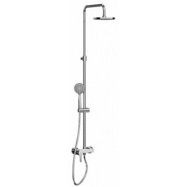 Sprchový systém Jika Mio-N, 4 funkcie, oblý 311V.7.004.571.1