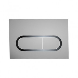 Ovládacie tlačidlo Ravak plast, chróm X01454