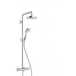 Sprchový systém Hansgrohe s termostatickou batériou 27253400