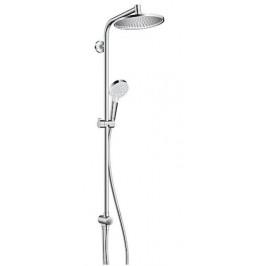 Sprchový systém Hansgrohe Crometta bez batérie 27270000