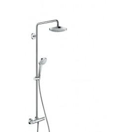 Sprchový systém Hansgrohe s termostatickou batériou, 2 funkcie 27256400