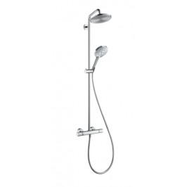 Sprchový systém Hansgrohe s termostatickou batériou 27115000