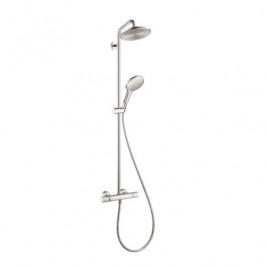 Sprchový systém Hansgrohe s termostatickou batériou 27116000