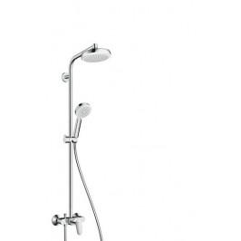 Sprchový systém Hansgrohe Crometta s pákovou batériou, 1 funkcia 27266400