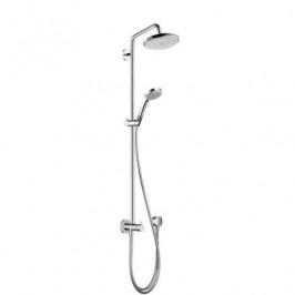 Sprchový systém Hansgrohe Croma s kohútikovou batériou 27224000