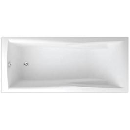 Obdĺžniková vaňa Teiko Columba 170x70 cm, akrylát CO170070
