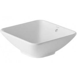 Umývadlo na dosku Duravit 42x42 cm 0333420000
