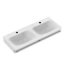 Dvojumývadlo Ideal Standard TONIC II 120x49 cm, bez otvoru pre batériu K087101
