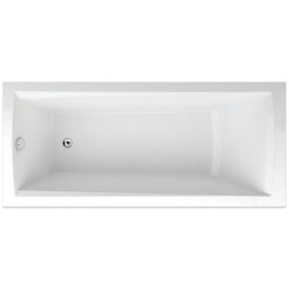 Obdĺžniková vaňa Teiko Trend 160x70 cm, akrylát TR160070