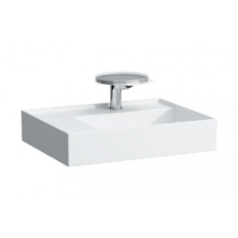 Umývadlo Laufen Kartell By Laufen 60x46 cm odkladacia plocha vľavo SIKOSLKA103354