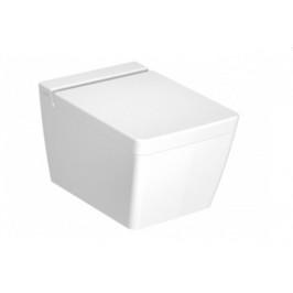 Závesné WC Vitra T4, zadný odpad, 54cm 7743-003-0075