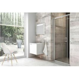 Sprchové dvere 80x190 cm Ravak Blix chróm lesklý X01H40C00Z1
