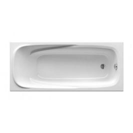 Obdĺžniková vaňa Ravak Vanda II 150x70 cm, akrylát, 165 l VA1500