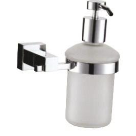 Multi Dávkovač mydla Element hranatý nástenný ELE99NEW