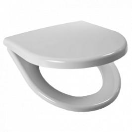 WC doska Jika Lyra plus duroplast biela H8933813000001