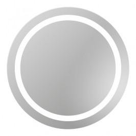 Naturel Zrkadlo s osvetlením led Iluxit 67x67 cm IP55, bez vypínača ZIL6767KLEDBV