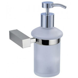Multi Dávkovač mydla Element hranatý nástenný ELE99