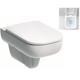 Závesné WC Kolo Traffic, zadný odpad, 54cm L93120000