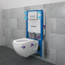 Geberit Duofix nádržka k WC do sadrokartónu 111.370.00.5