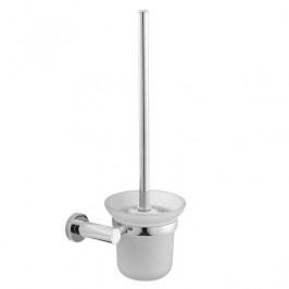 Multi WC kefa Soft nástenná, chróm SOF37