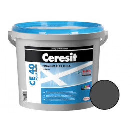 Škárovacia hmota Ceresit CE 40 graphite 5 kg CG2WA CE40516