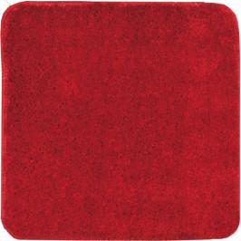 WC predložka mikrovlákno Optima 55x55 cm, červená PRED301