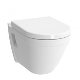 Závesné WC Vitra S50, zadný odpad, 48cm 5320-003-0075