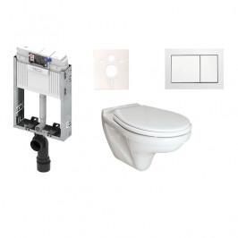 Tece komplet WC pre zamurovanie KMPLVIDIMAT