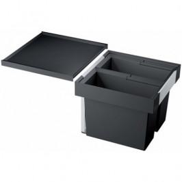 Blanco sorter FLEXON II 45/2 521468 - odpadkový kôš Blanco FLEXON II 45/2 2x16l