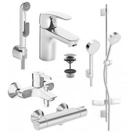 Sprchový set Hansa 45530080