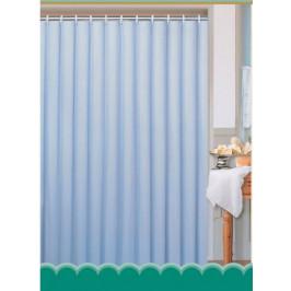 Závěs 180x200cm,100% polyester,jednobare 0201104M - AQUALINE Záves 180x200cm,100% polyester, jednofarebný, modrá (0201104 M)