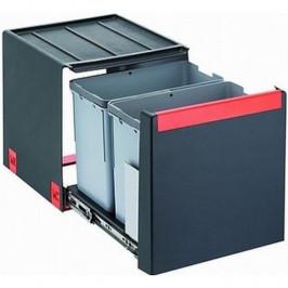FRANKE Sorter Cube 40 ruč.výsuv 134.0039.330 - Odpadkový kôš Franke Sorter Cube 40 2x14L