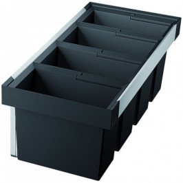 Odpadkový kôš Blanco FLEXON II 90/4 4x19 L - odpadkový kôš Blanco FLEXON II 90/4 3x19l 1x16l