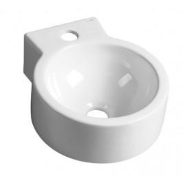 Umývadielko Sapho Javea 28x33,5 cm otvor pre batériu, bez prepadu BH7014
