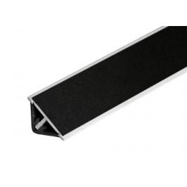 Tesniaca lišta Naturel 400 cm čierna TLA20C4