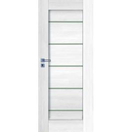 Interiérové dvere Naturel Aura ľavé 80 cm borovica biela AURABB80L